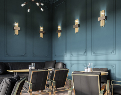 Neoclassic Cafe