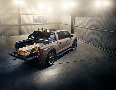 Nissan Titan Accessory
