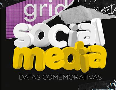 Social Media I Datas Comemorativas