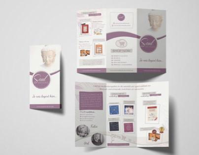 Tri fold design