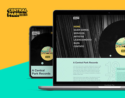 Central Park Records