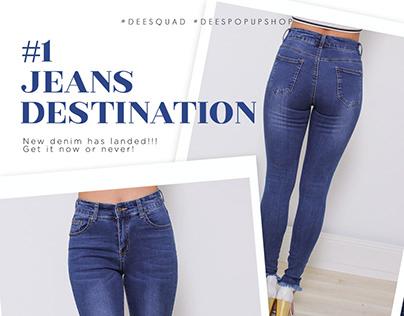 Jeans Newsletter