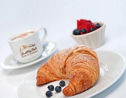 House of Croissant بيت الكرواسان
