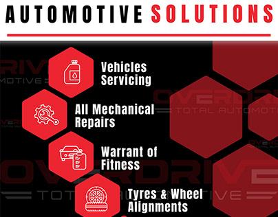 Automotive Flyers