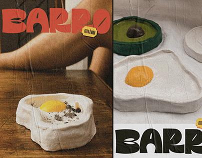 barro ceramics   branding