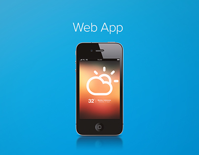 iClimate - Web App