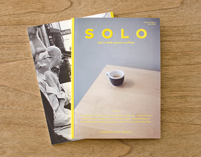 SOLO by Publications for Pleasue