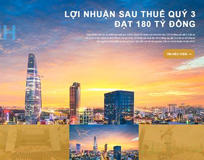 Hoa Binh Website