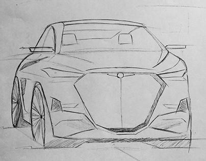 Alfa Romeo SUV concept