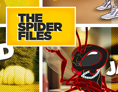 THE SPIDER FILES