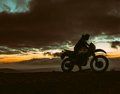 Random motorcycle moments