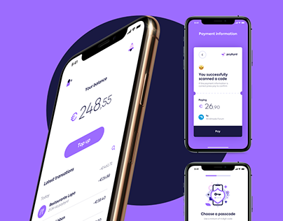 Paybyrd Payment App