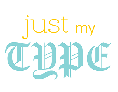 Just My Type App