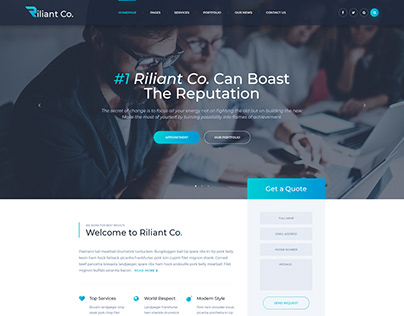 Riliant - Corporate agency