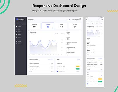 Responsive Dashboard Design