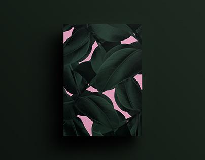Foliage art prints II