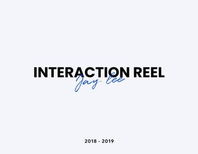 Interaction Reel 2019