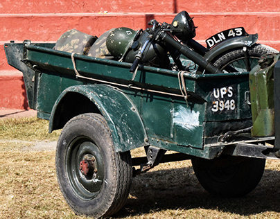 Virasat Vintage Car & Bike Rally