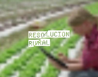 RESOLUCIÓN RURAL / Young Lions Film Spain