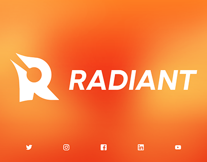"""Radiant"" Logo concept"