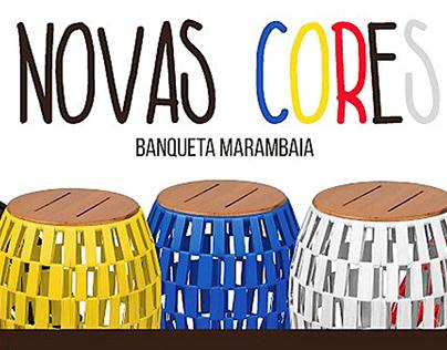 Campanha Banquetas Marambaia