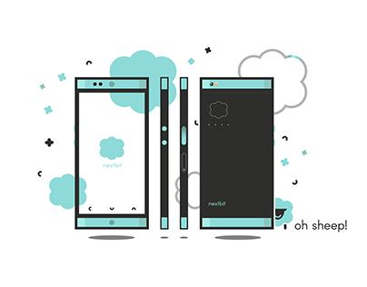 Nextbit icon design