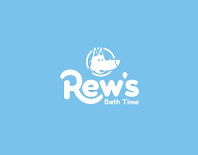 Rew's Bath Time