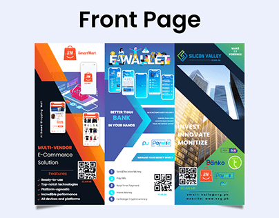 Trifold Brochure Flyers