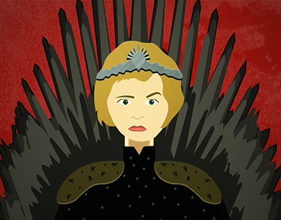 Cersei Lannister Head Turn