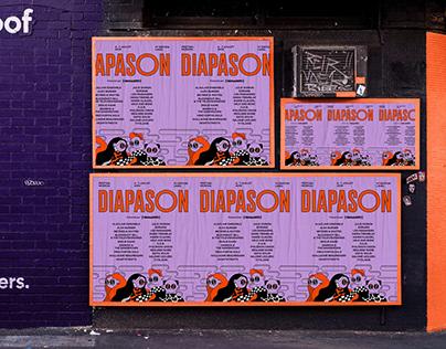 Diapason - Music Festival