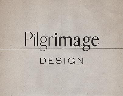 Pilgrimage Design Branding Exercise