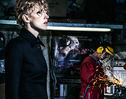 Garage, online exclusive for Schon! Mag