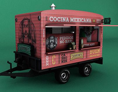 CABRONES Cocina Mexicana