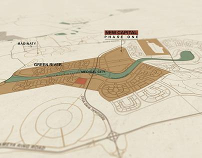 Anakaji Location Map