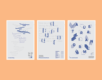Australian Dream: Research Posters