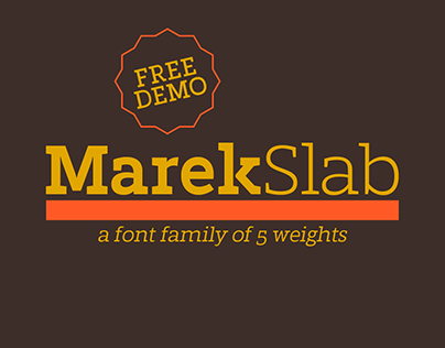 Marek Slab / Type family