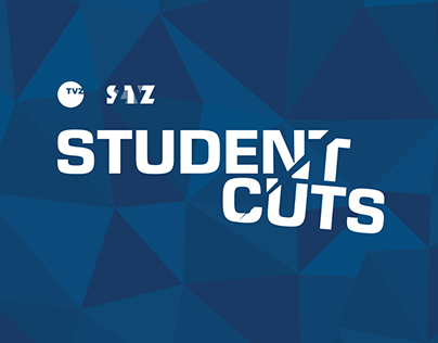 StudentCuts 2018 poster & materials