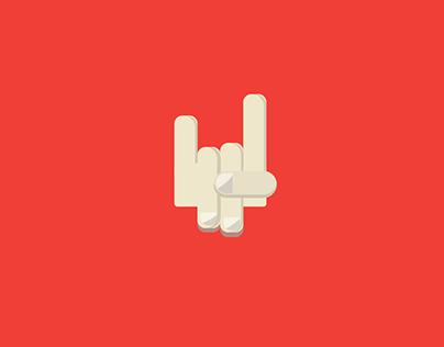 Hand Gestures Infographic