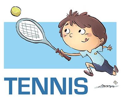 Flyer Tennisclub Park 2017 - Toddlers