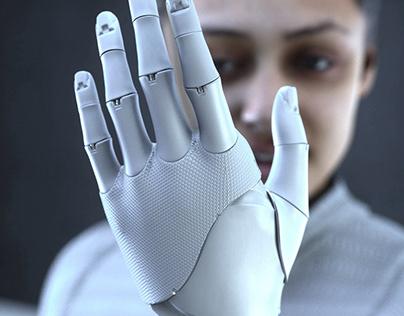 Cyberpunk Proshetic Arm & Character Design