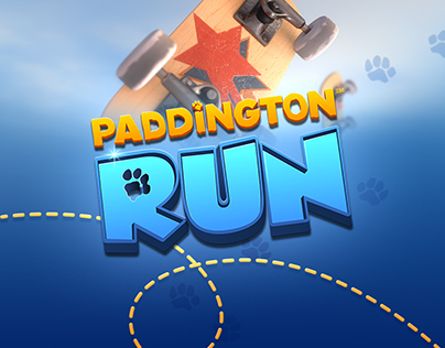 Paddington Run - Game Artwork