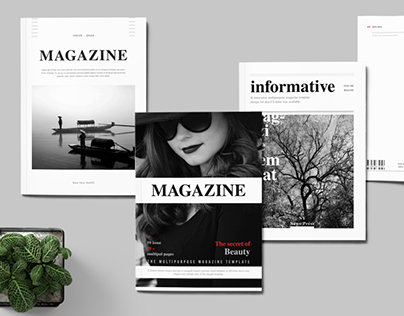 Multipurpose Magazine Template