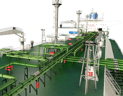 LNG Tanker - Laguna Nova
