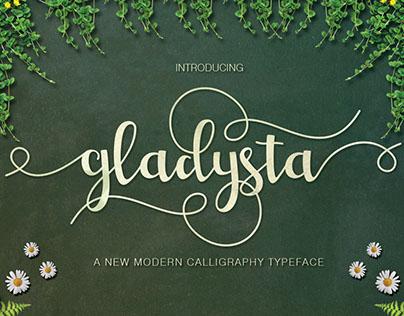 Gladysta Script