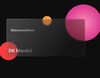 Glassmorphism Card
