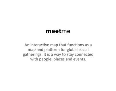School Project in UX/UI Design- Interactive Social Map