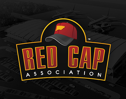 CASE STUDY: RED CAP ASSOCIATION LOGO
