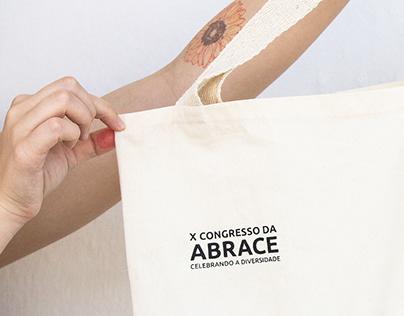 X Congresso da ABRACE - Identidade Visual