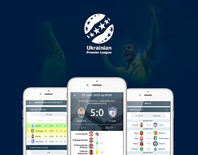 UPL Ukrainian Premier League
