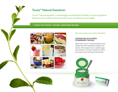 Truvia® Natural Sweetener- Product Launch